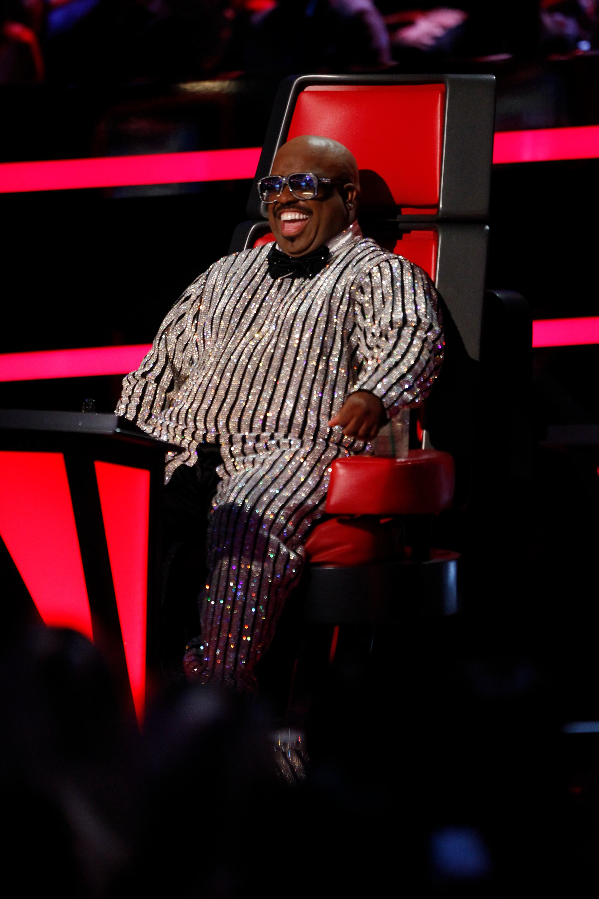 "THE VOICE -- ""Live Finale"" Episode 519B -- Pictured: CeeLo Green  -- (Photo by: Trae Patton/NBC)"
