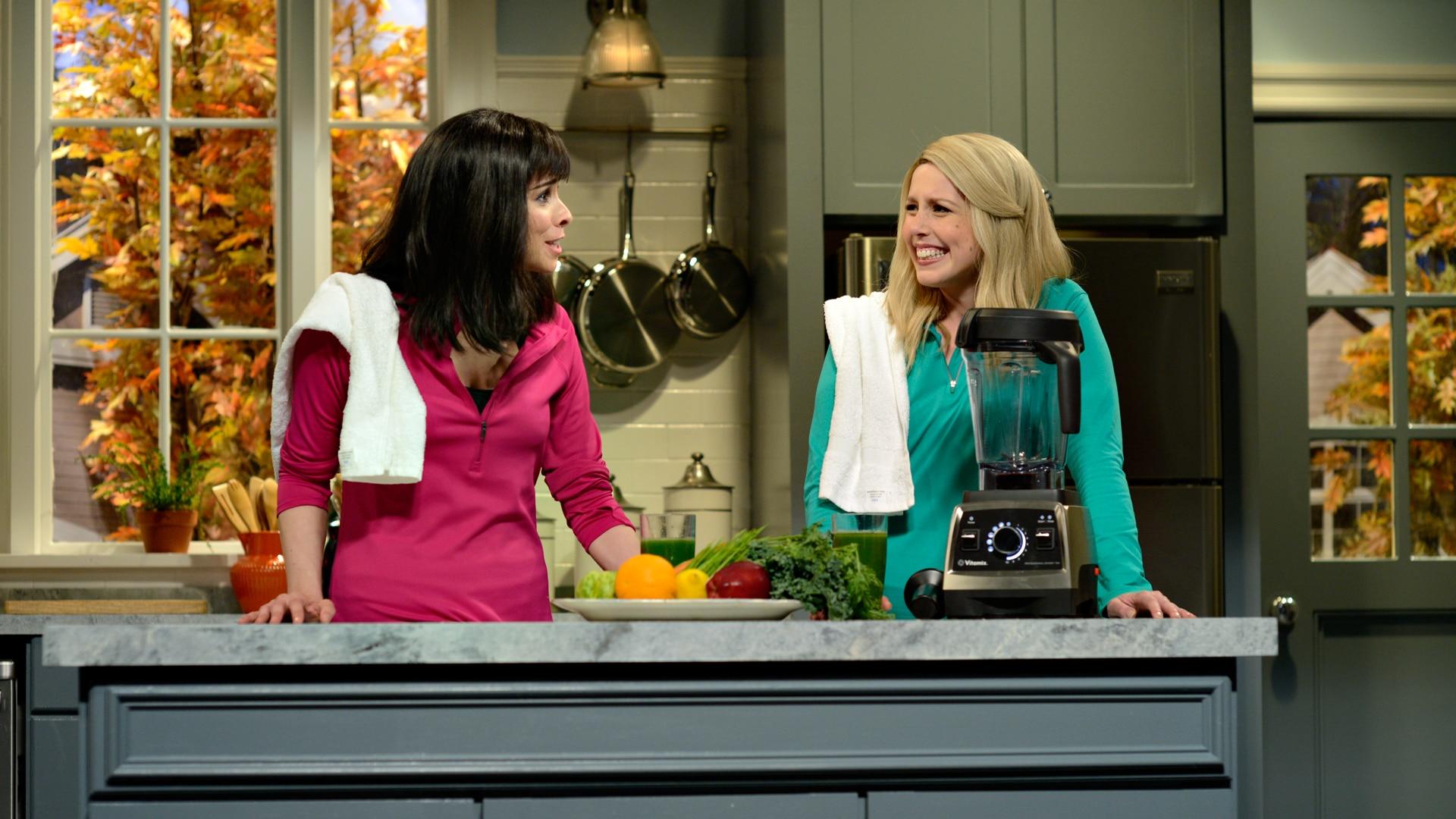 Watch Saturday Night Live Highlight: Vitamix
