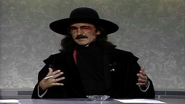 Watch Saturday Night Live Highlight Weekend Update Father Guido Sarducci