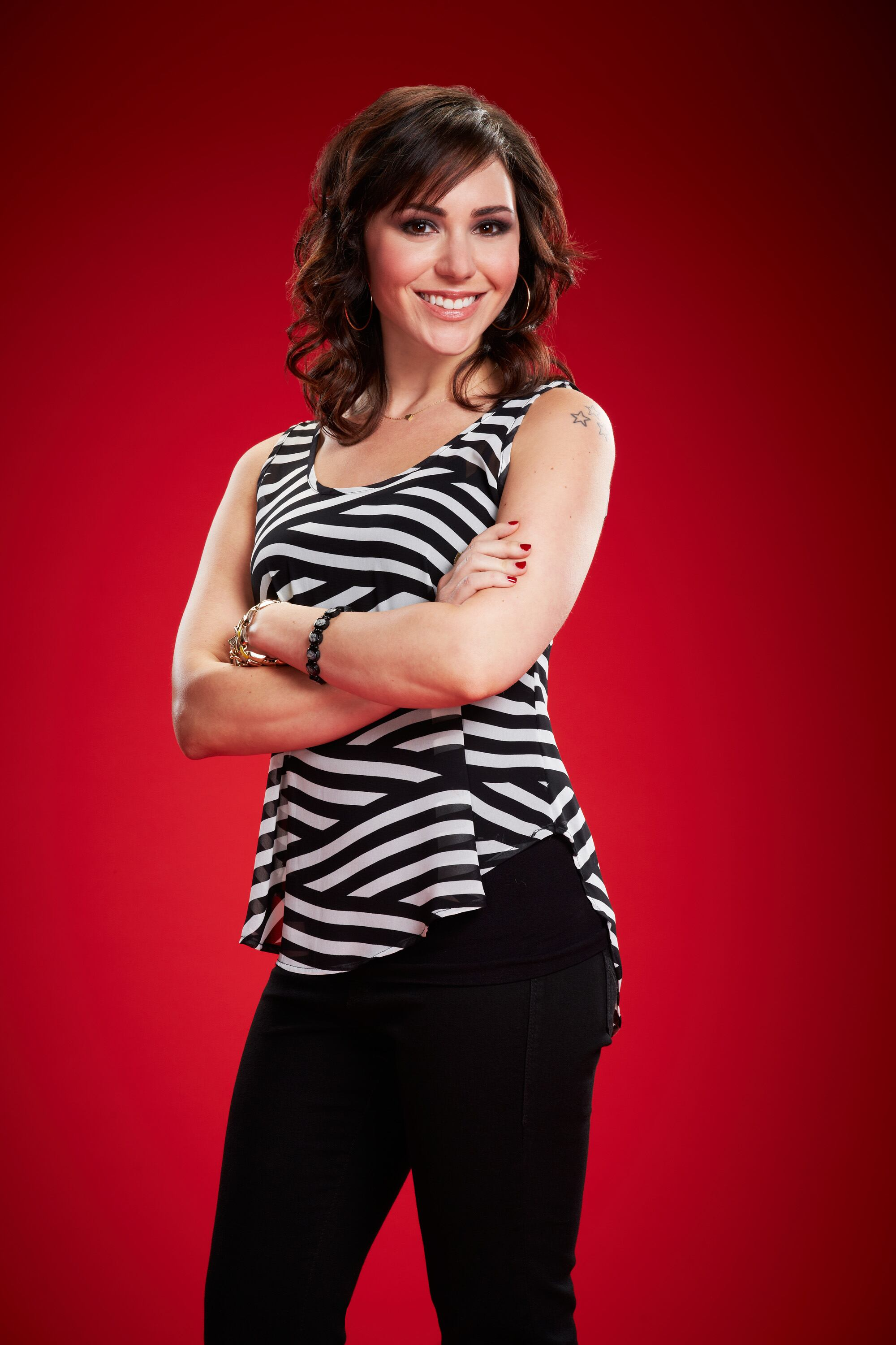 THE VOICE -- Season: 6 -- Pictured: Lindsay Pagano -- (Photo by: Paul Drinkwater/NBC)