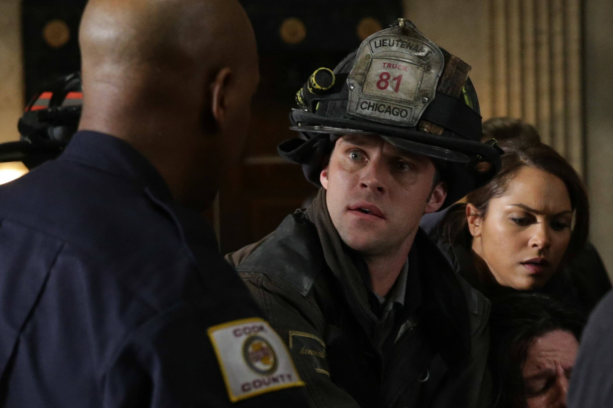 """Photo from the episode """"Keep Your Mouth Shut"""""""