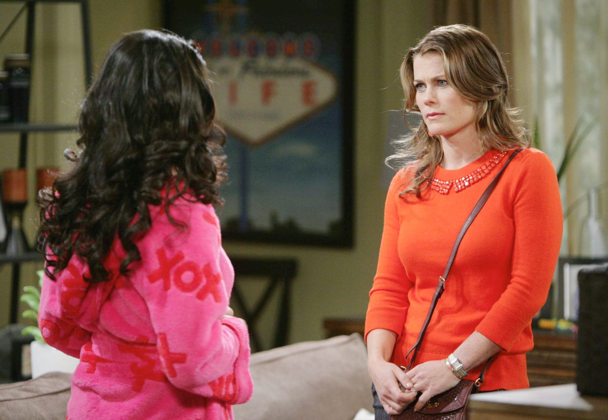 Sami blasts Gabi when she realizes she lied to her about Nick!