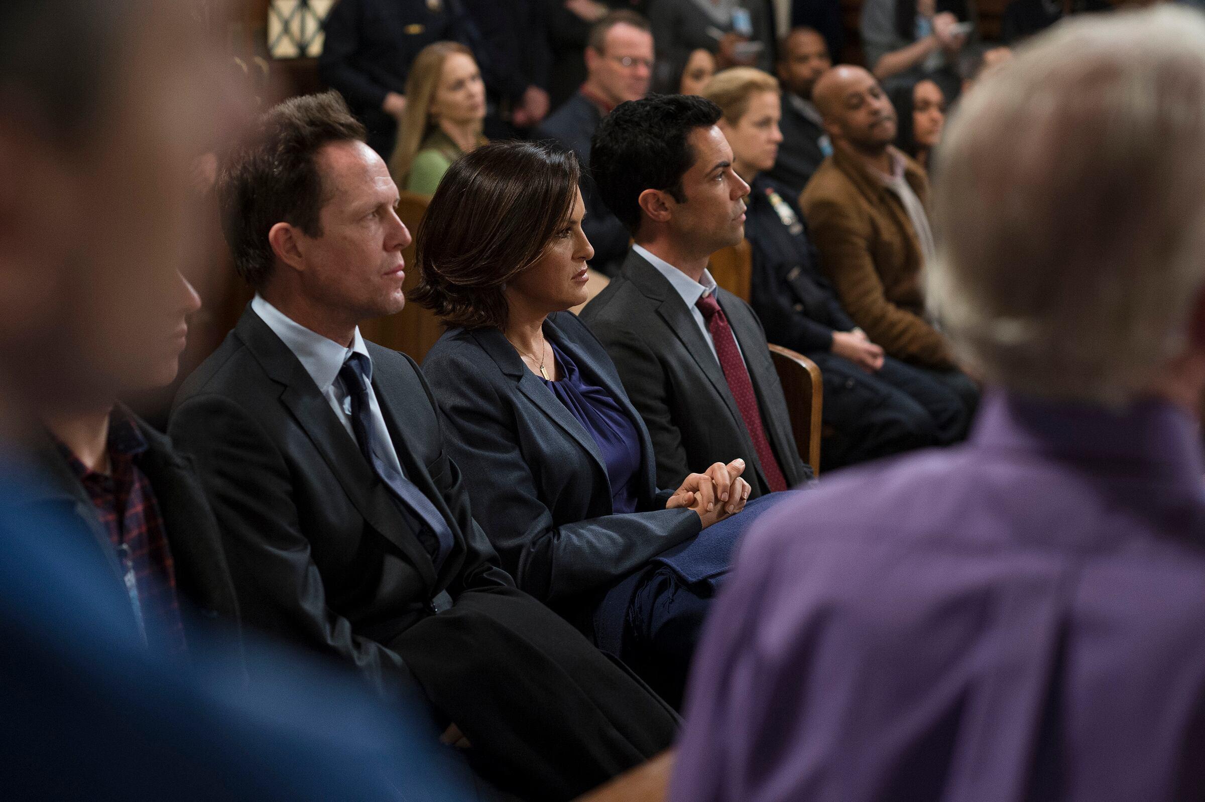 Law & Order SVU - Episode 1509 - Psycho Therapist