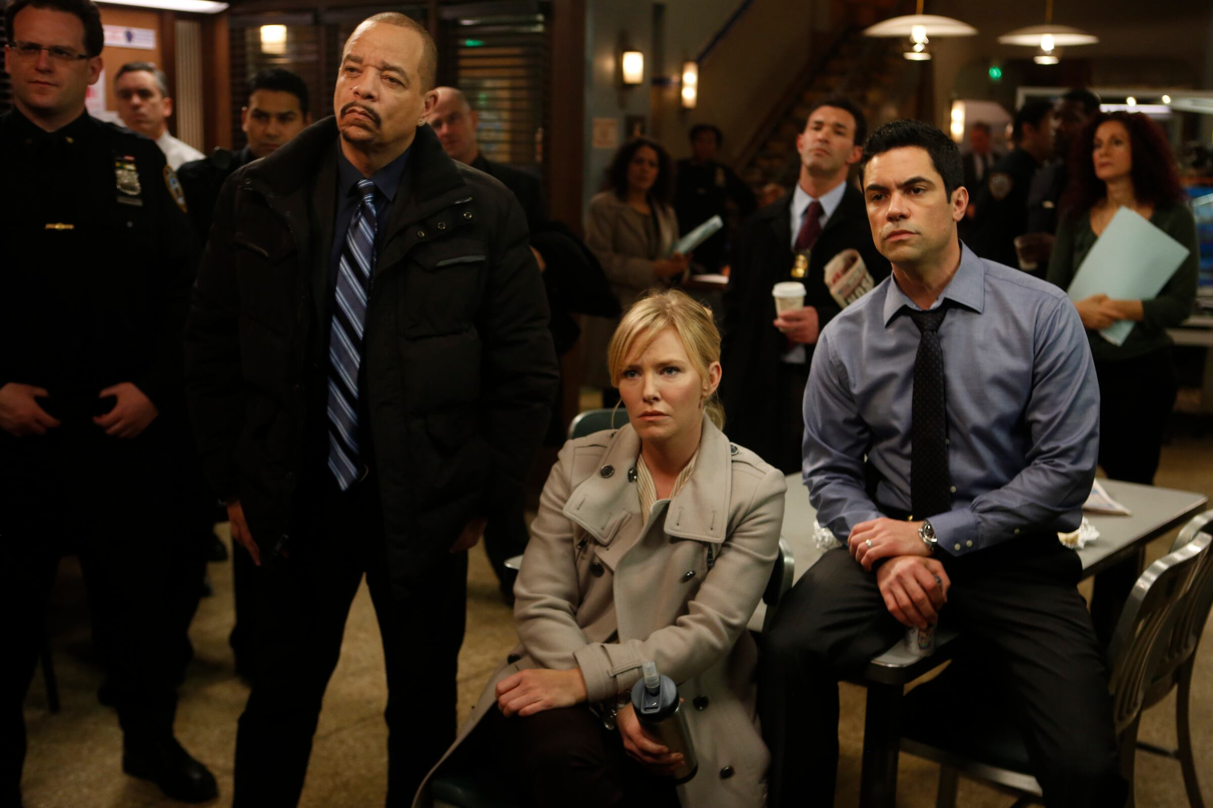 Law & Order SVU - Episode 1517 - Criminal Stories