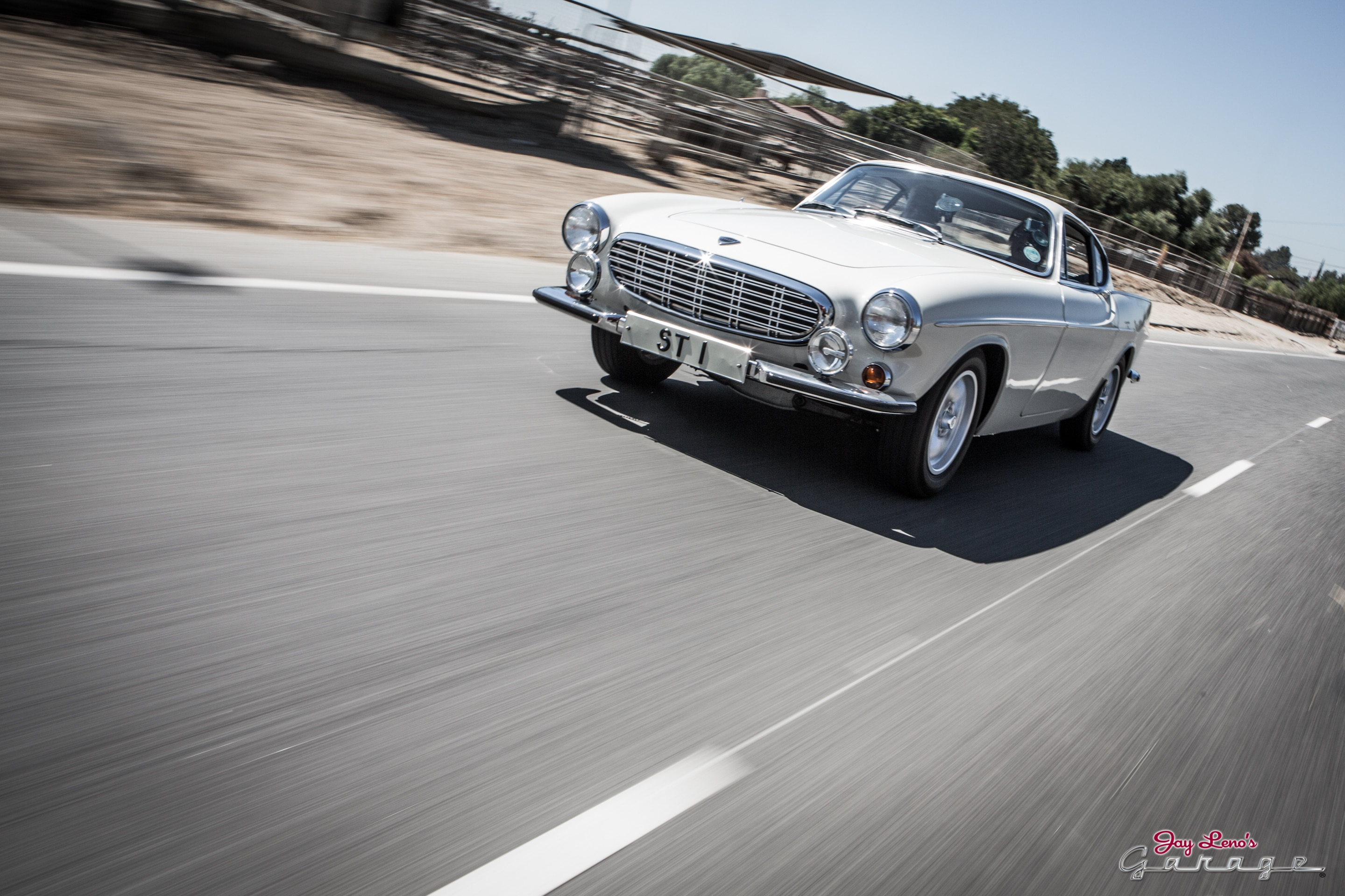 Volvo Garage Amsterdam : Jay leno s garage volvo p s photo nbc