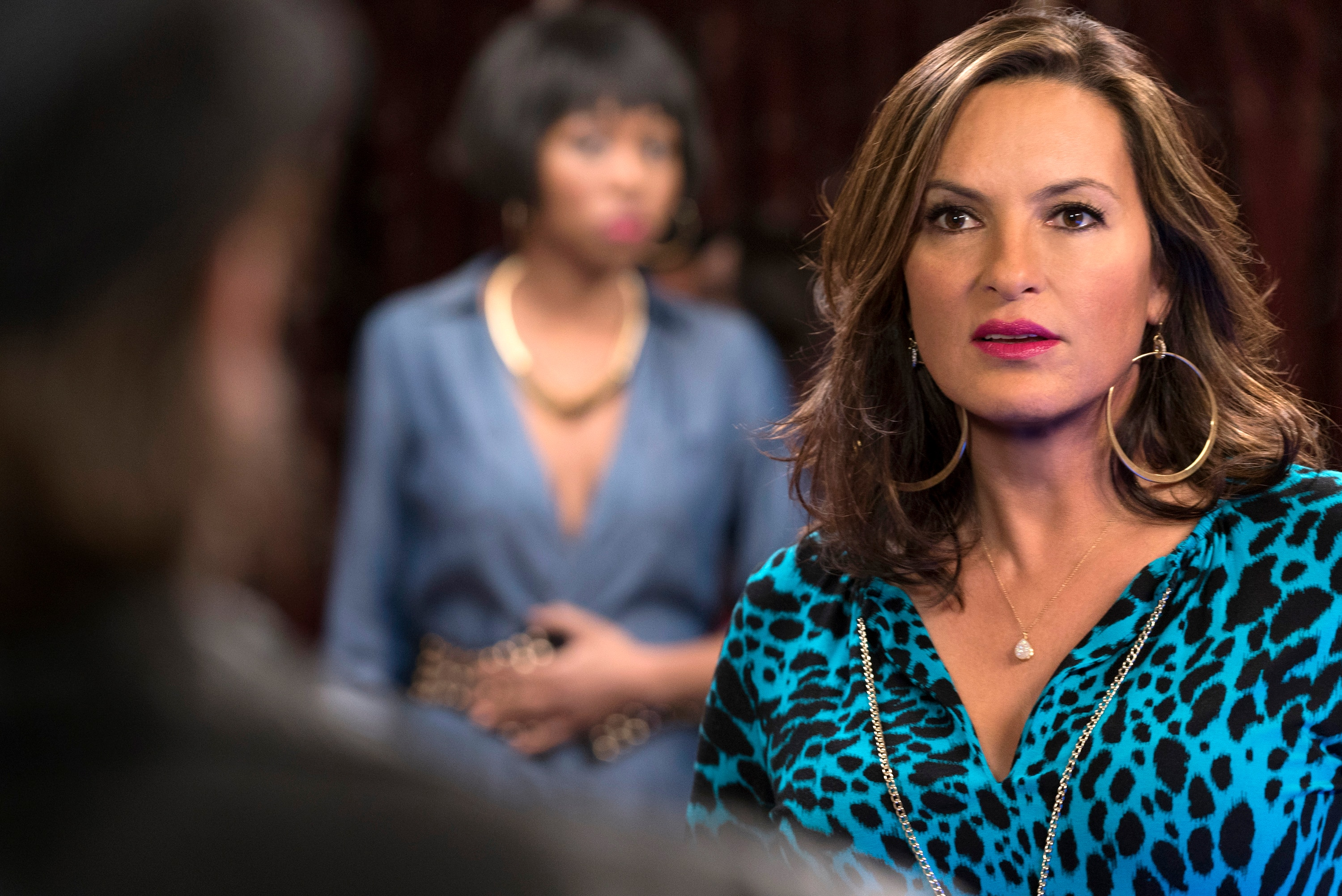 Law Order Special Victims Unit Olivia Benson Through The Years