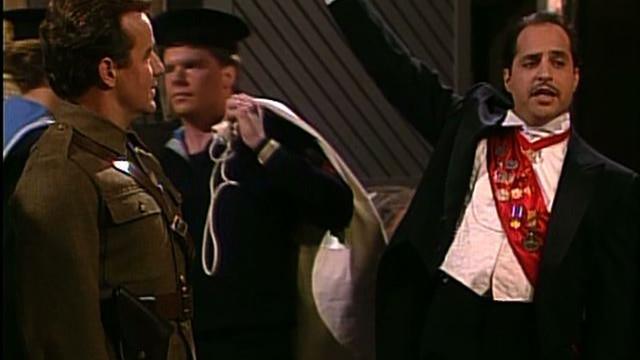 Watch Saturday Night Live Highlight: Master Thespian