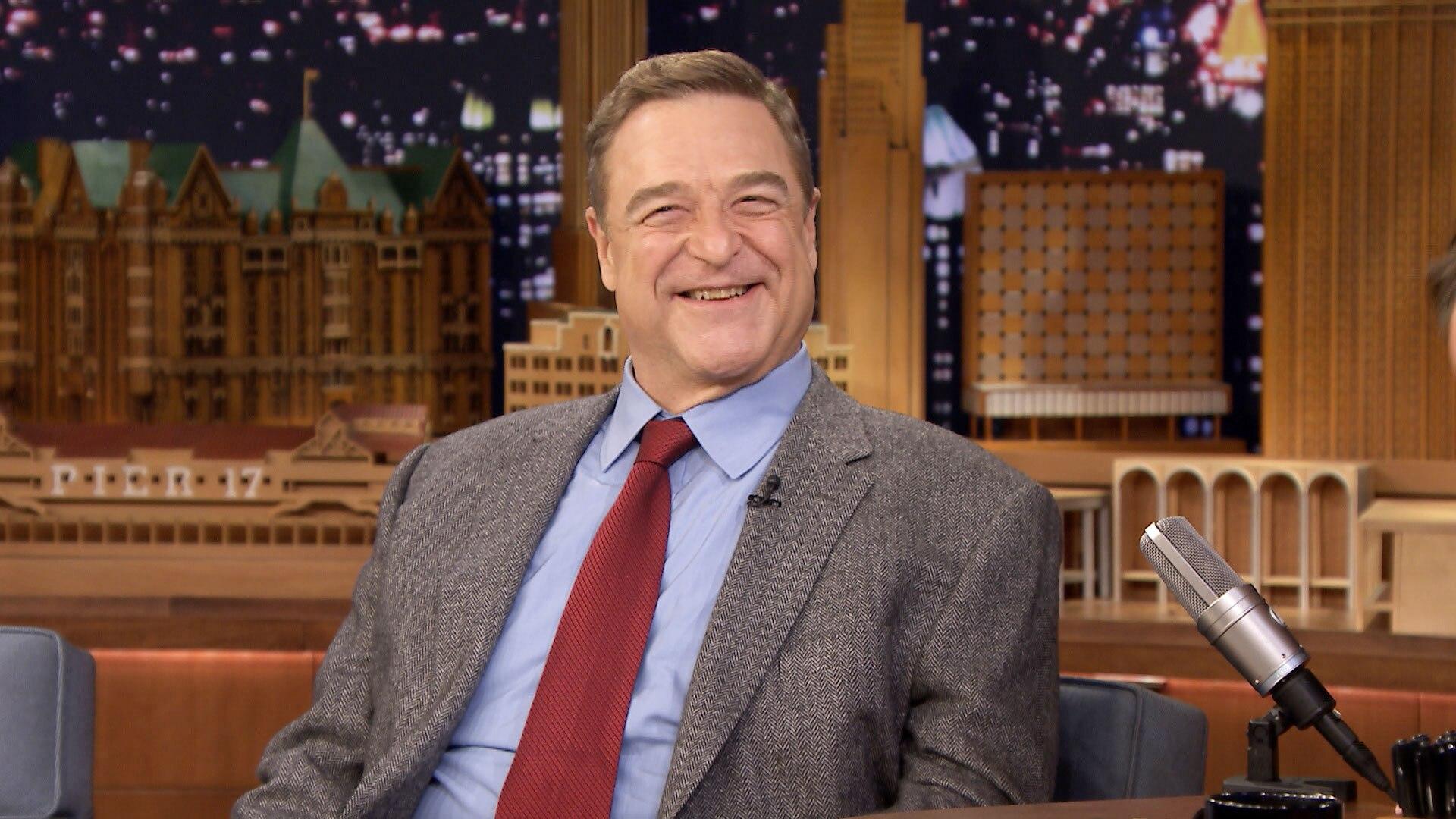 Watch The Tonight Show Starring Jimmy Fallon Interview: John Goodman ...
