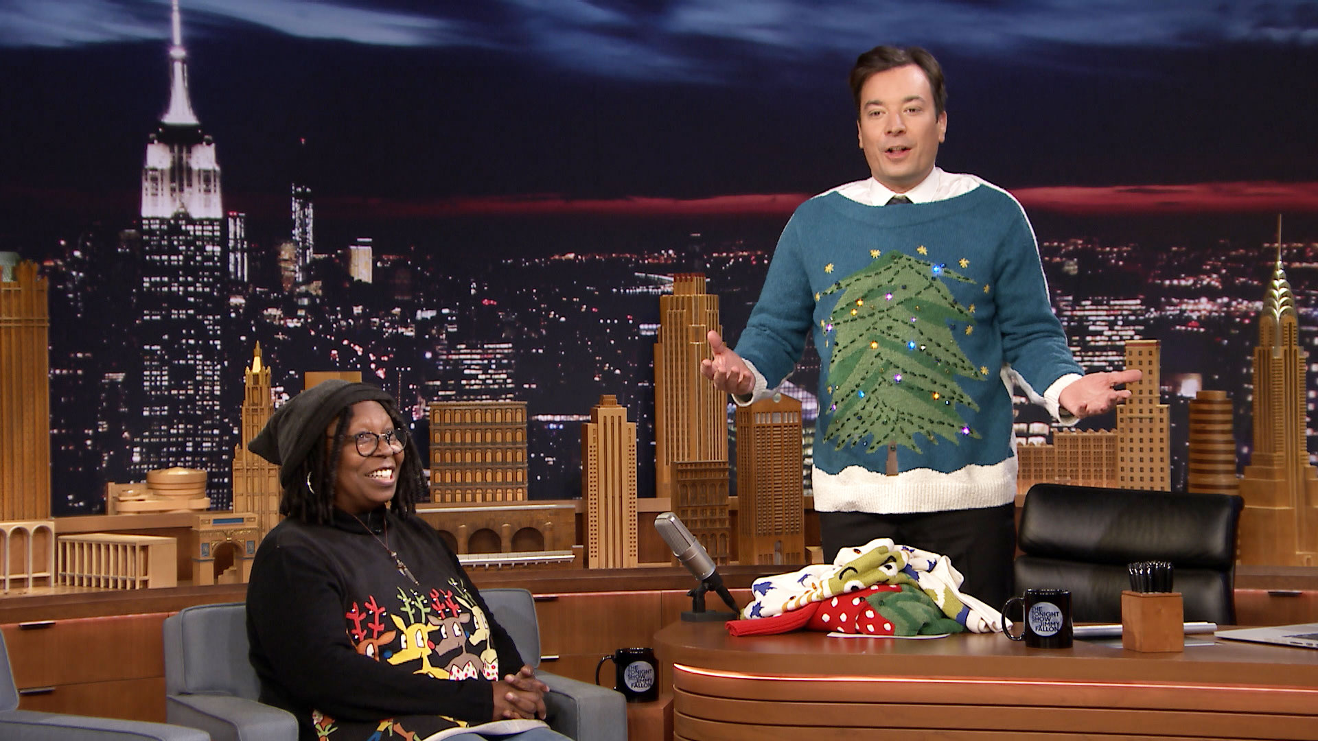 Watch The Tonight Show Starring Jimmy Fallon Interview: Whoopi ...