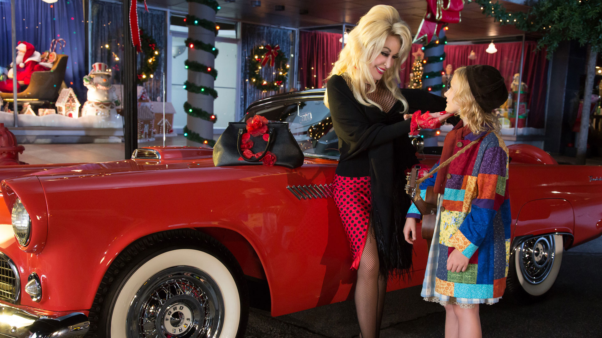 watch christmas of many colors episode dolly partons christmas of many colors circle of love nbccom