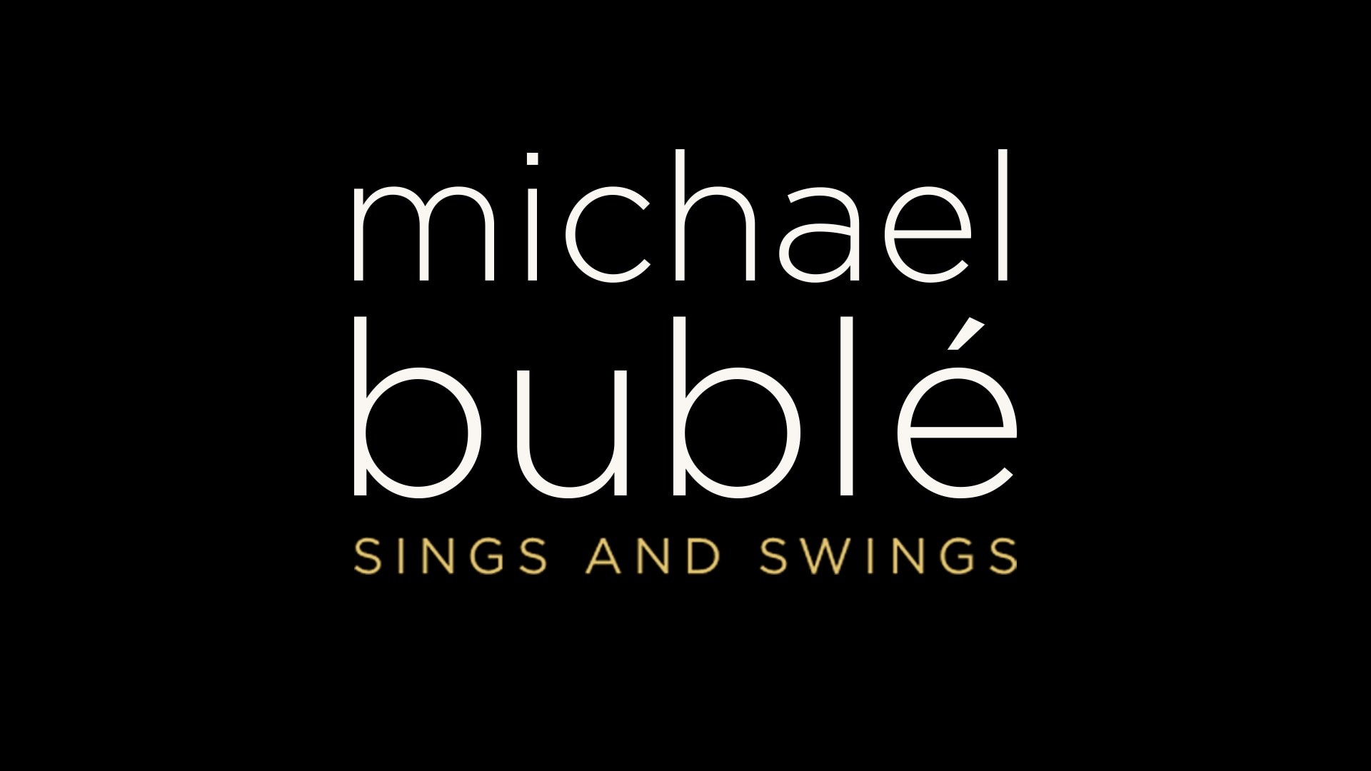 michael bubl sings and swings nbccom