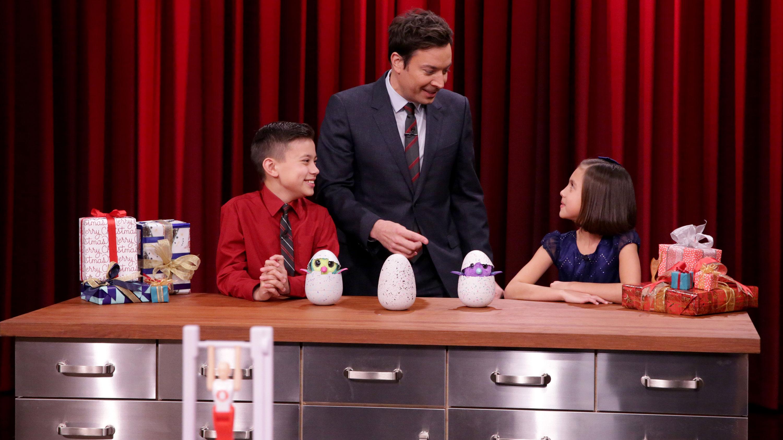 Watch The Tonight Show Starring Jimmy Fallon Highlight: Jimmy Demos ...