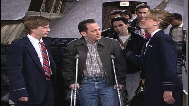 Watch Saturday Night Live Highlight Total Bastard