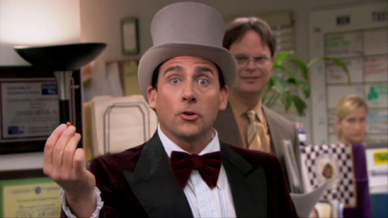 Watch The Office Highlight Golden Ticket Nbc Com