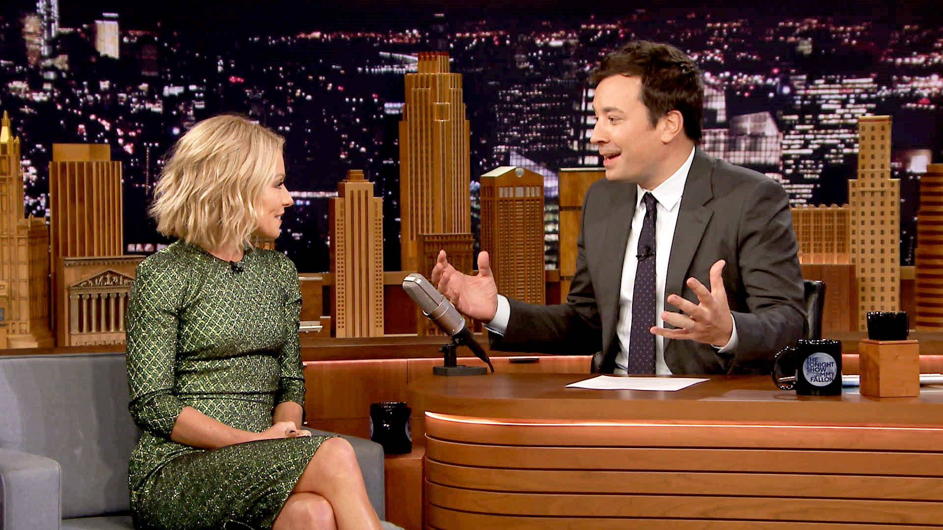 Watch The Tonight Show Starring Jimmy Fallon Episode: Kelly Ripa ...