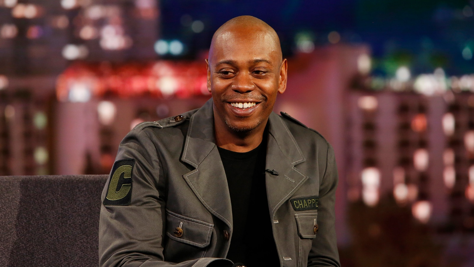 Watch Access Interview: Dave Chapelle Skewers Trump Fans ...Dave Chappelle