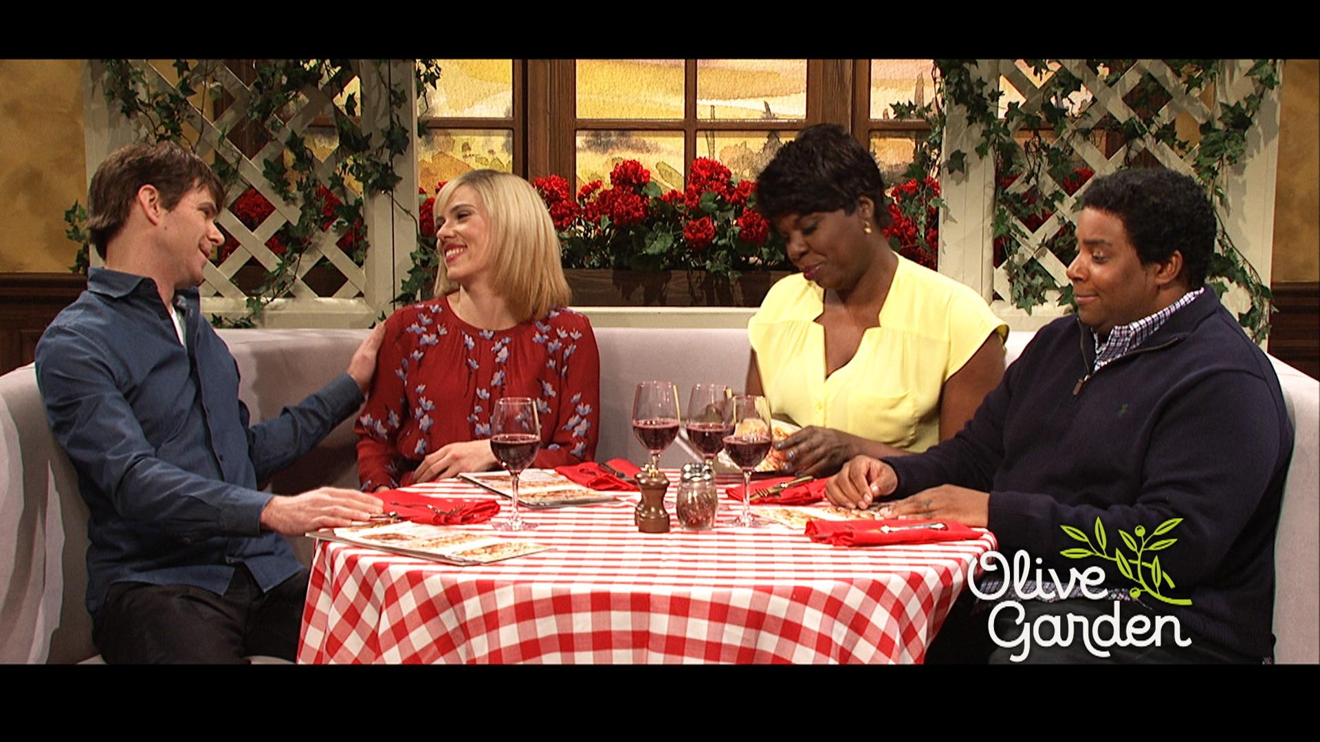 watch saturday night live highlight olive garden nbccom - Olive Garden Christmas Hours