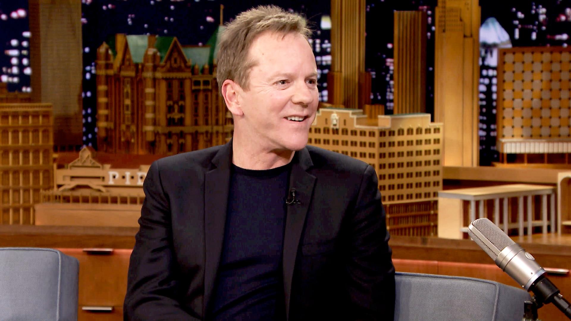 Watch The Tonight Show Starring Jimmy Fallon Episode: Kiefer ...