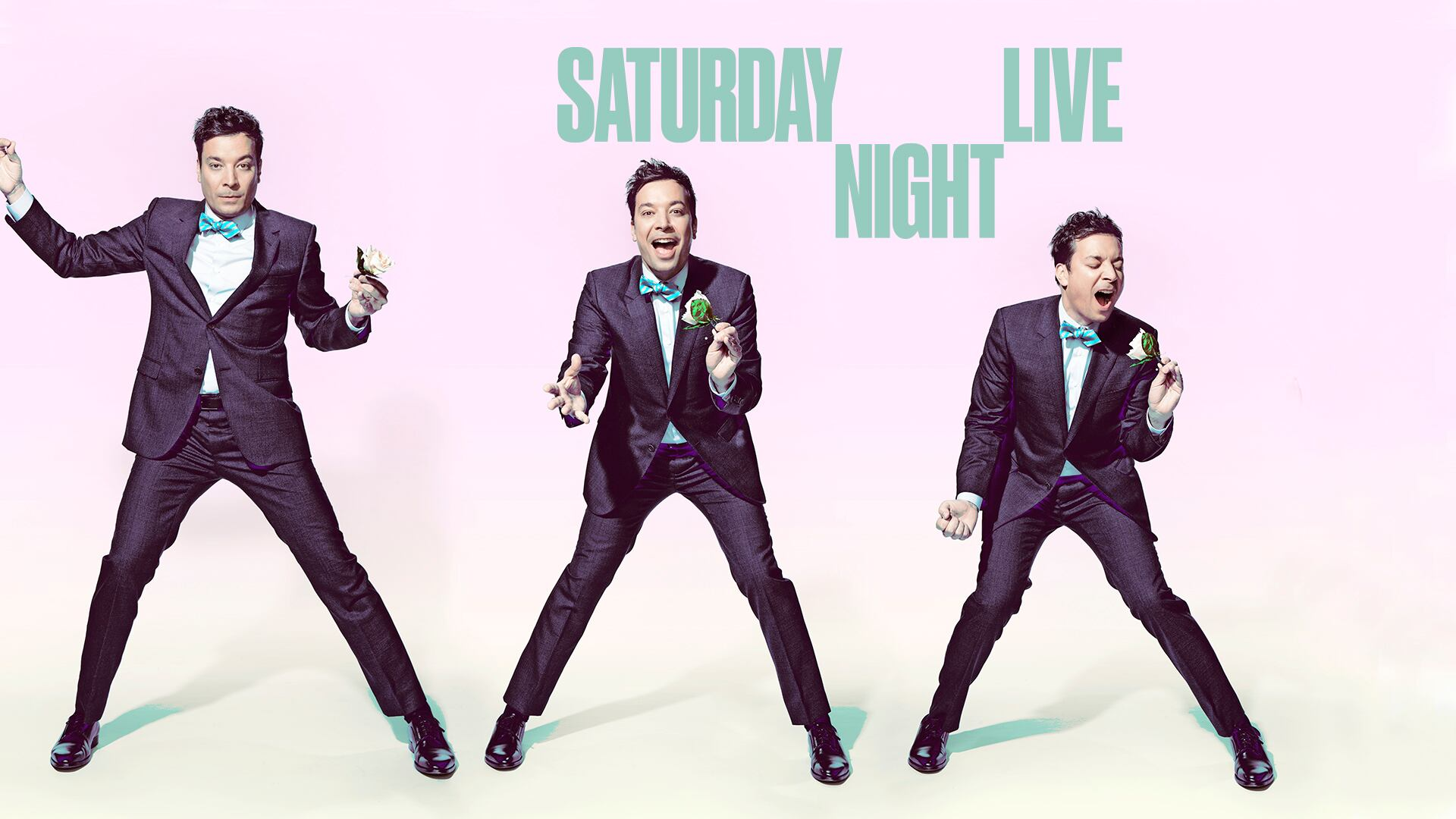 Jimmy Fallon and Harry Styles Bumper Photos