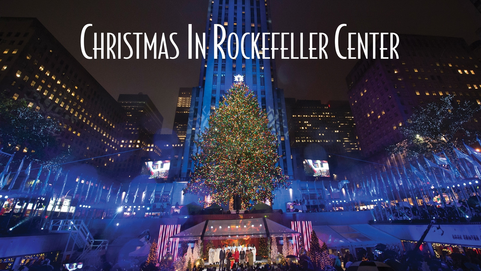 christmas in rockefeller center nbccom