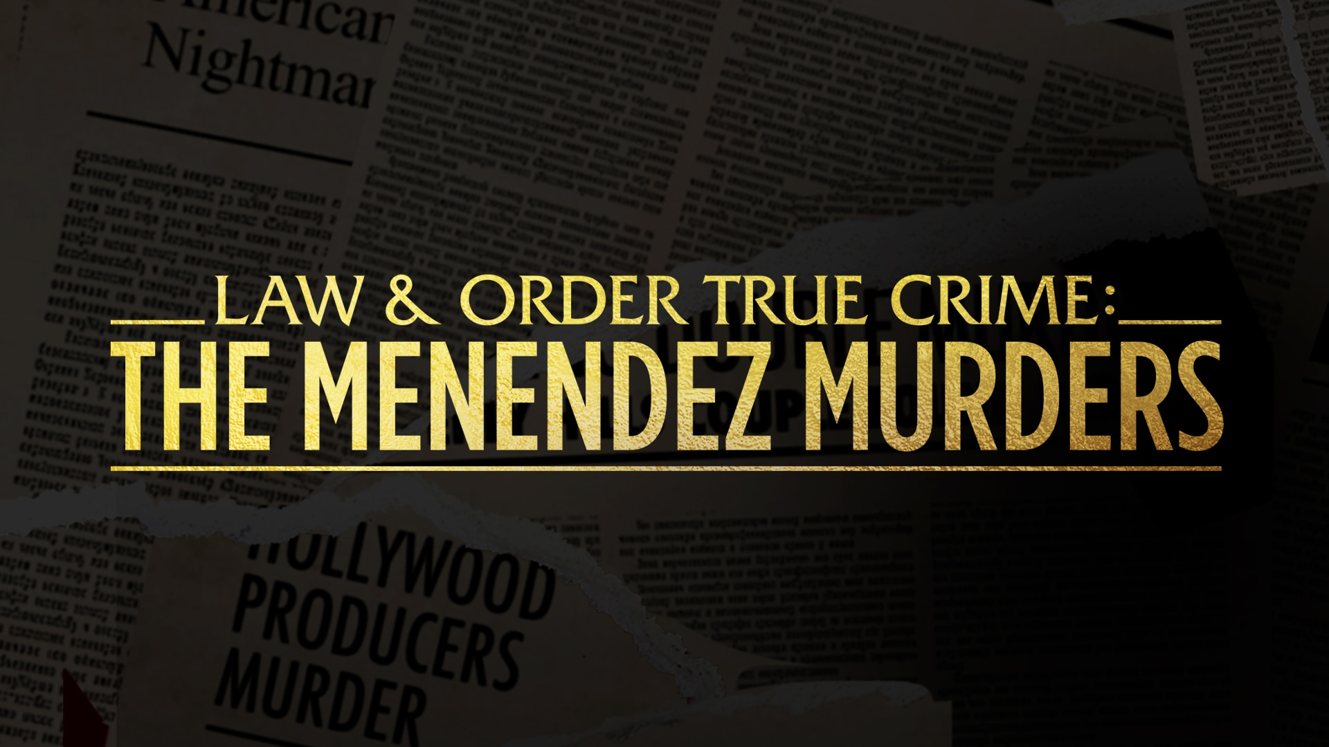 Law & Order True Crime - NBC com