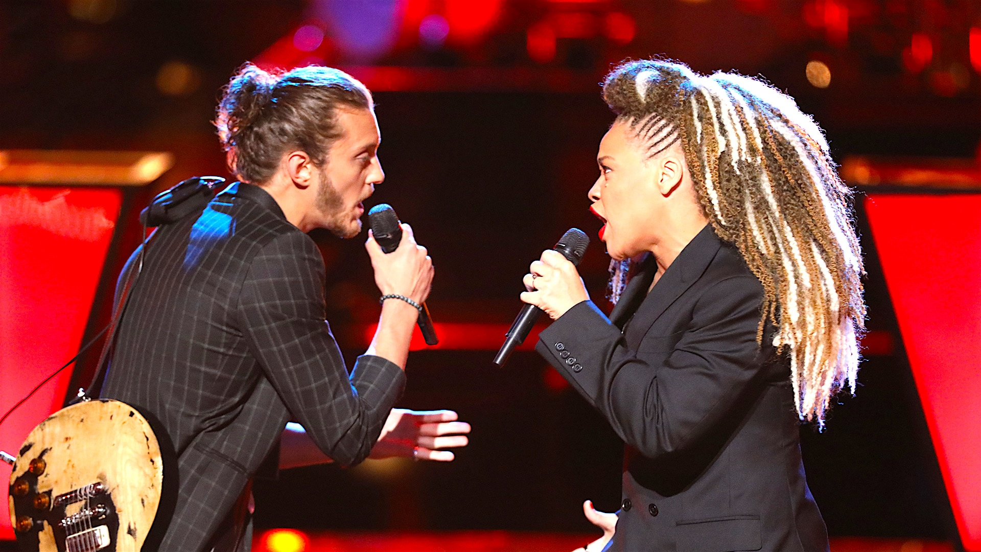 the voice - photo #25