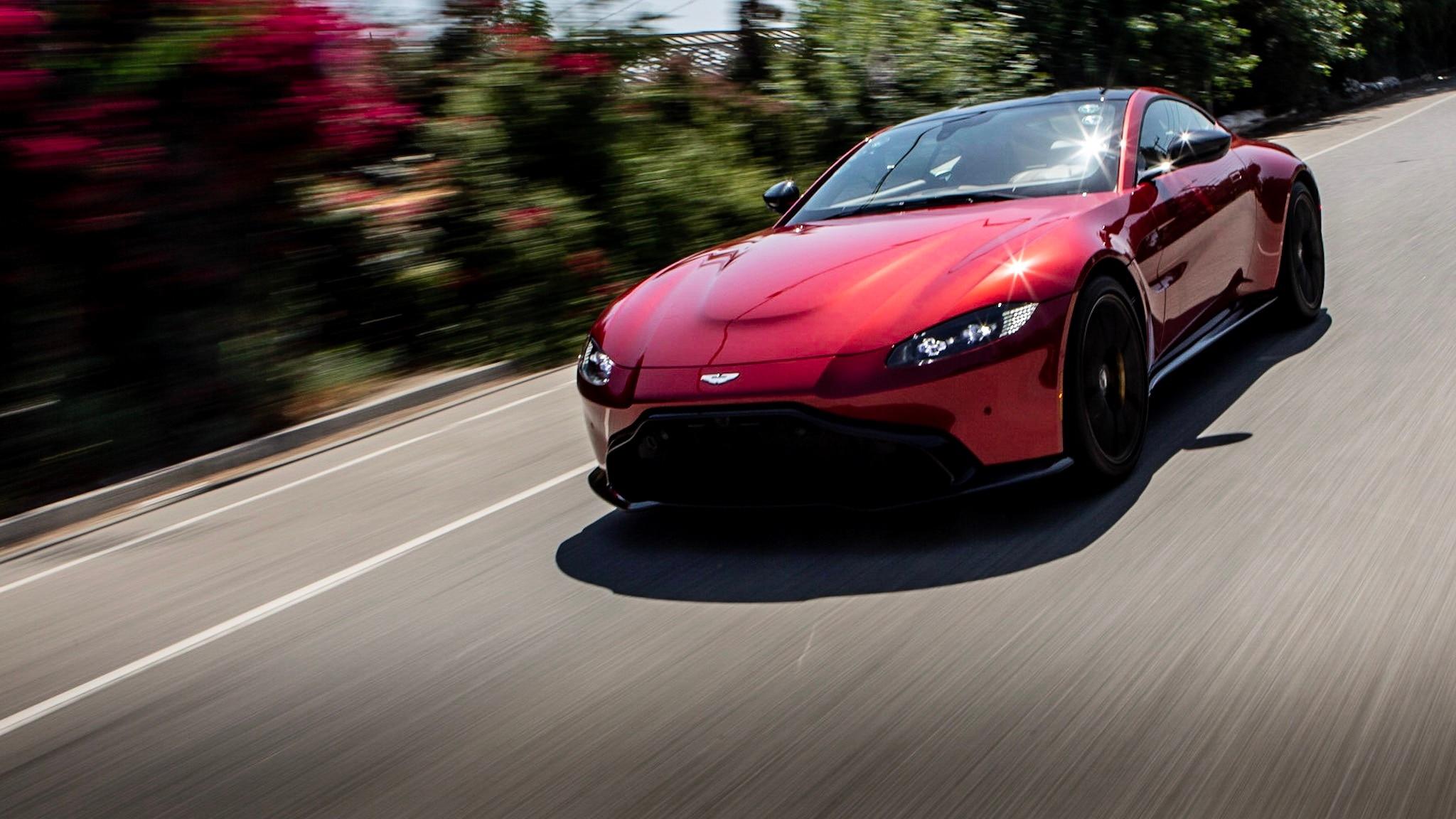 Watch Jay Leno S Garage Web Exclusive 2019 Aston Martin Vantage