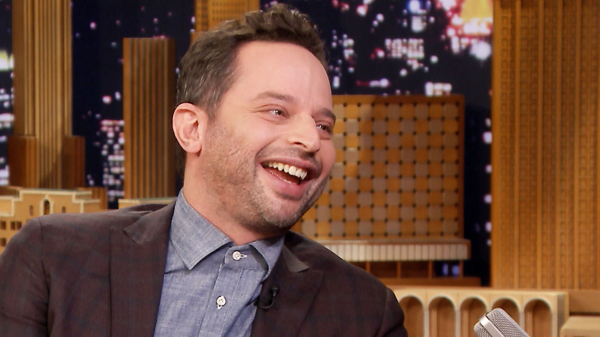 Watch The Tonight Show Starring Jimmy Fallon Interview: Nick Kroll ...