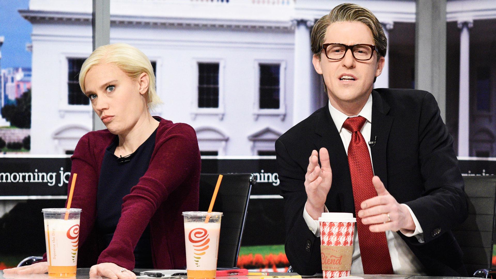 Watch Saturday Night Live Highlight: Morning Joe - Wedding ...