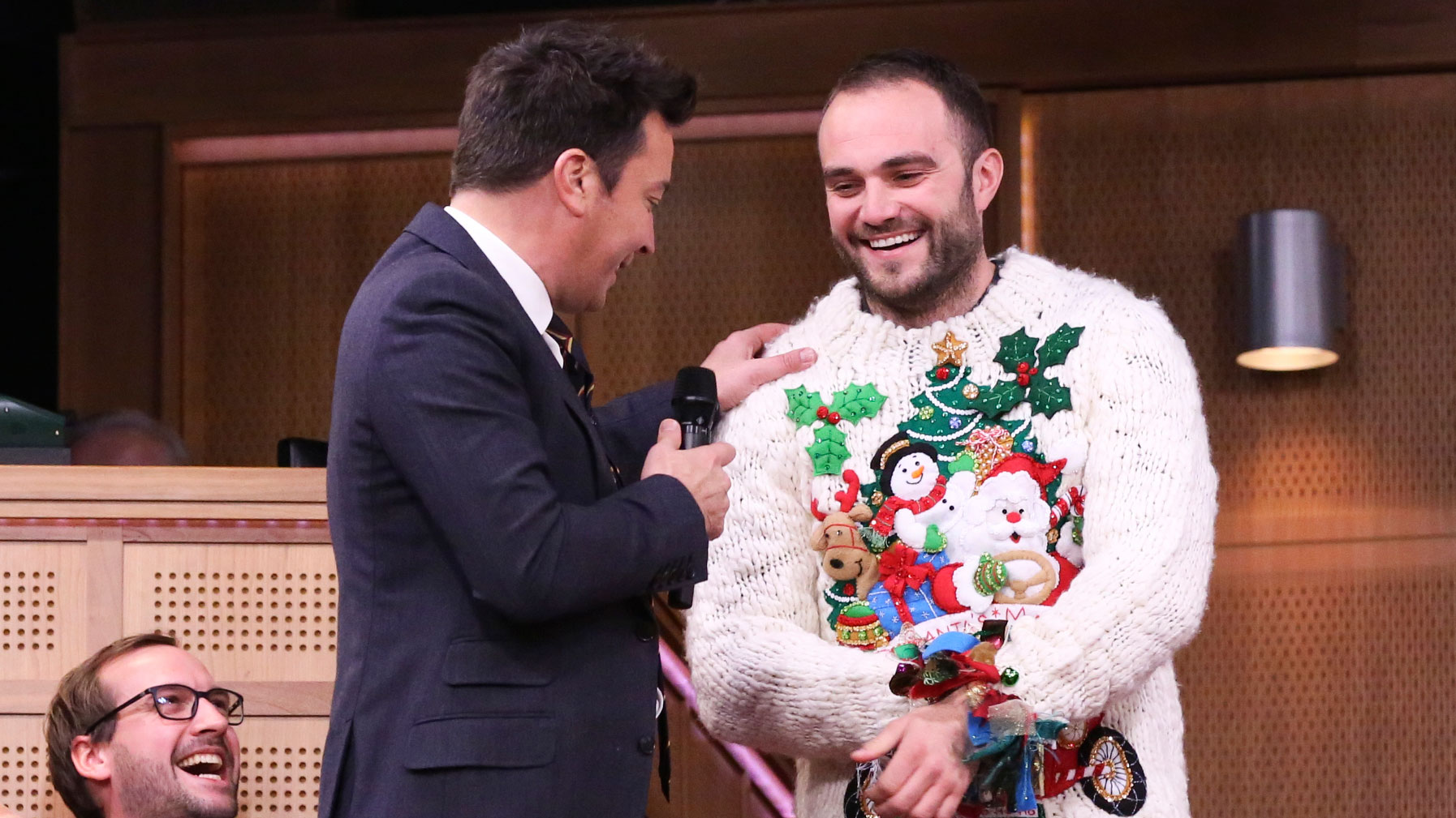 Watch The Tonight Show Starring Jimmy Fallon Interview: 12 Days of ...