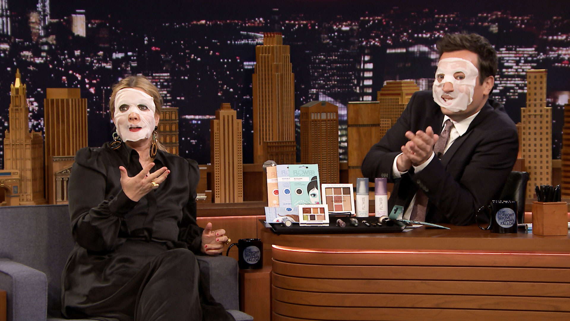 Watch The Tonight Show Starring Jimmy Fallon Interview Drew