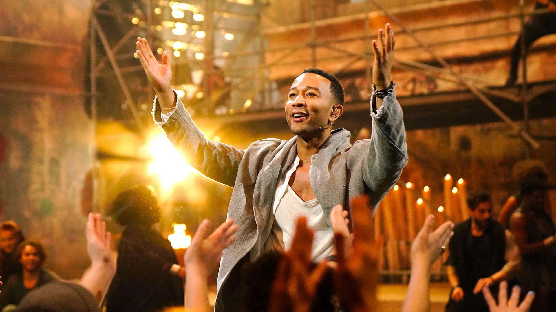 Watch Jesus Christ Superstar Live in Concert Episode: Jesus Christ Superstar Live in Concert ...