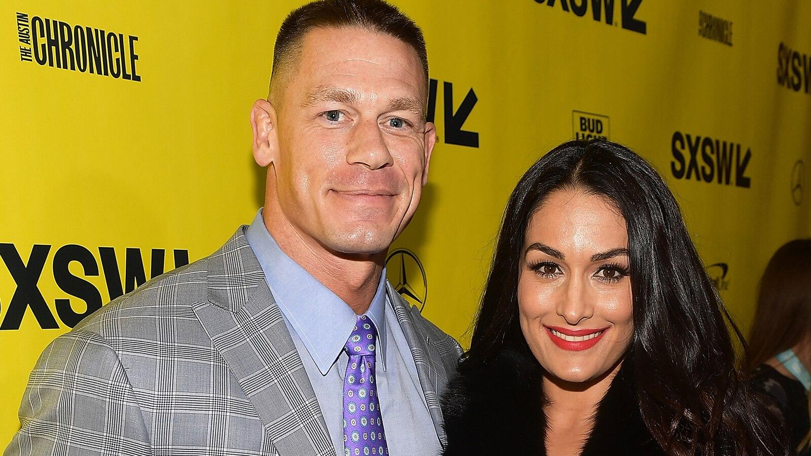 Watch Access Interview: Nikki Bella Talks Split With John Cena ...