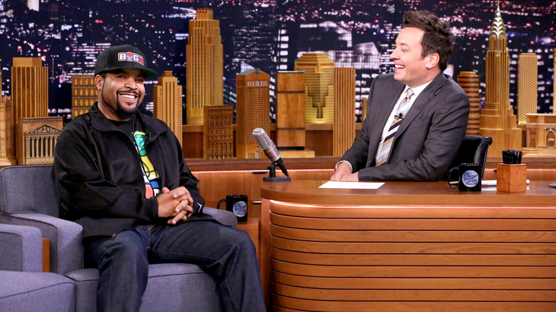 Watch The Tonight Show Starring Jimmy Fallon Episode: Ice Cube, Dale ...