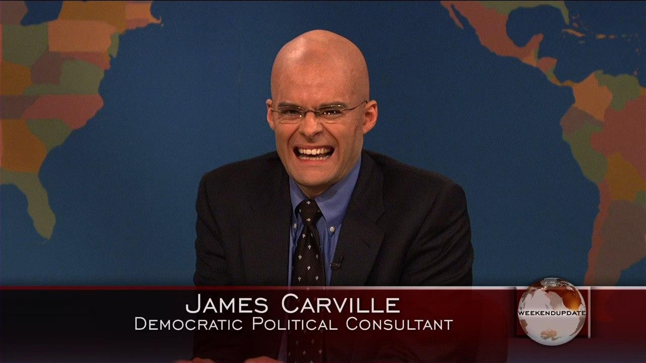 Weekend Update: James Carville on Gun Control - nbc.com