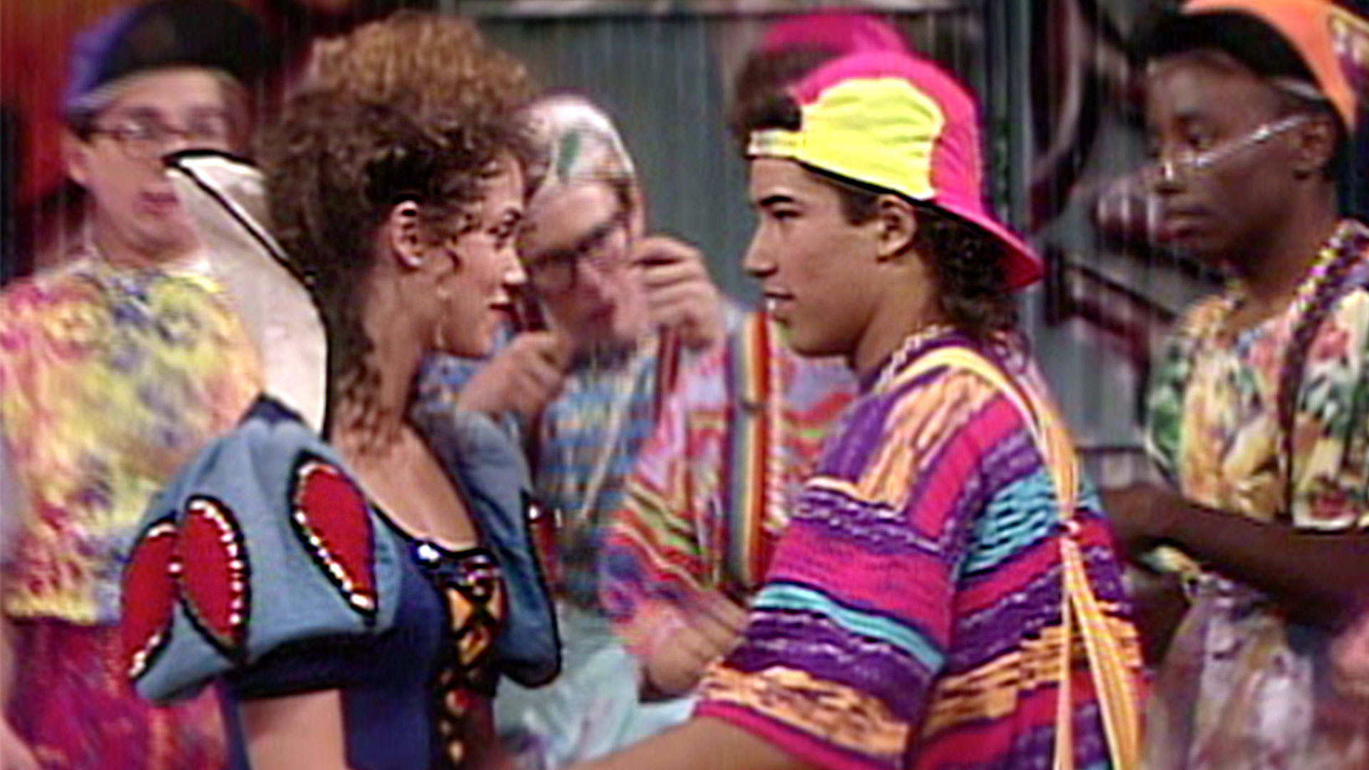 Watch Saved by the Bell Episode: Snow White and the Seven ...