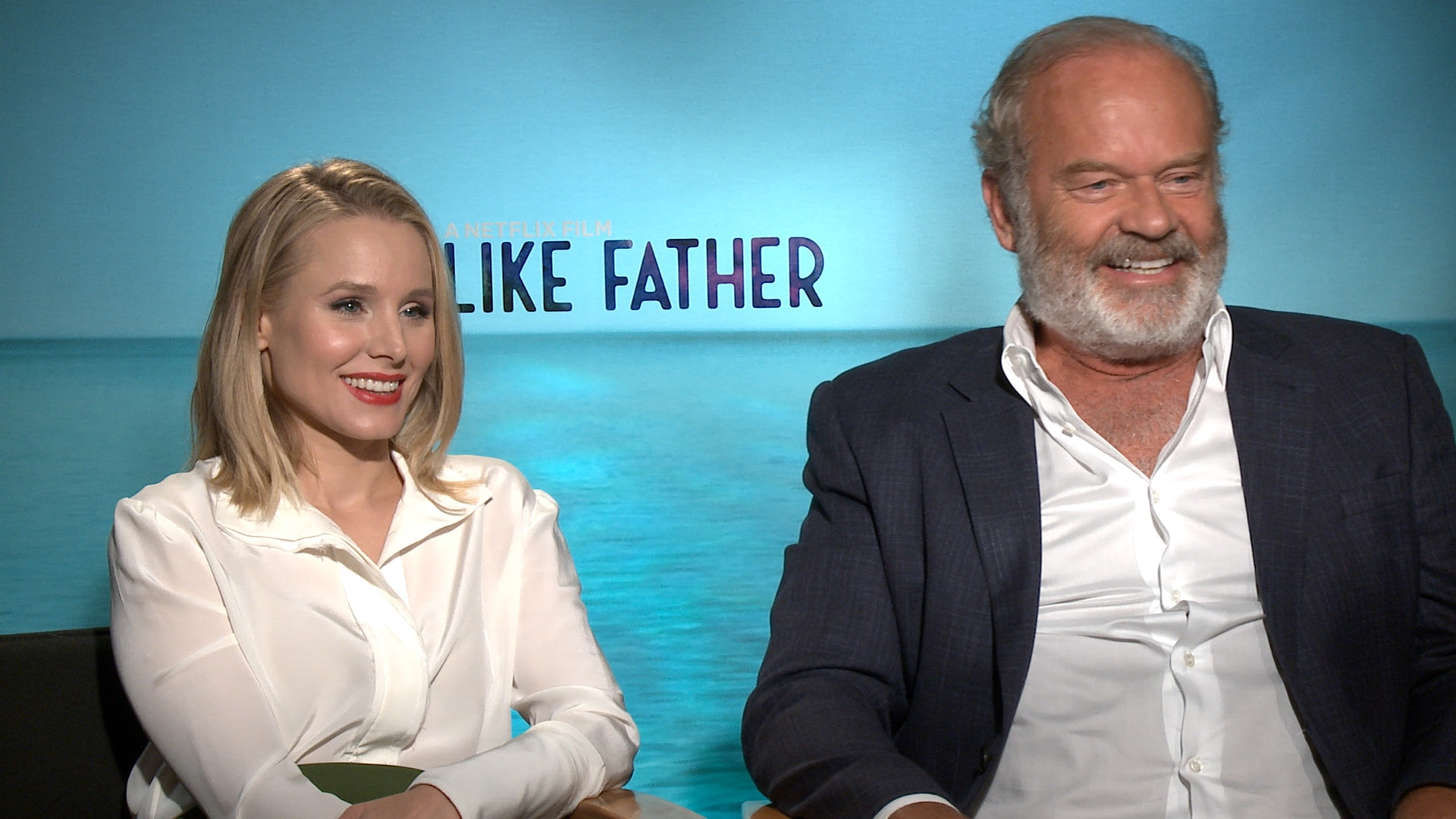 Watch Access Interview: Kristen Bell On Teaming Up With Kelsey ...