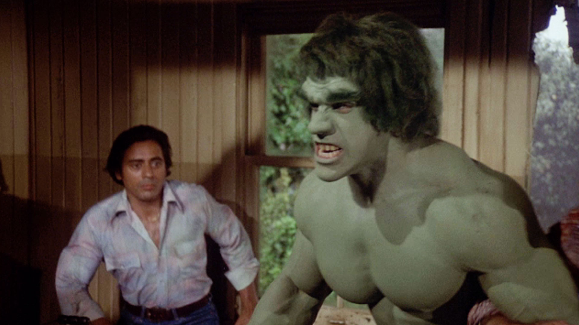 Watch The Incredible Hulk Episode Death In The Family