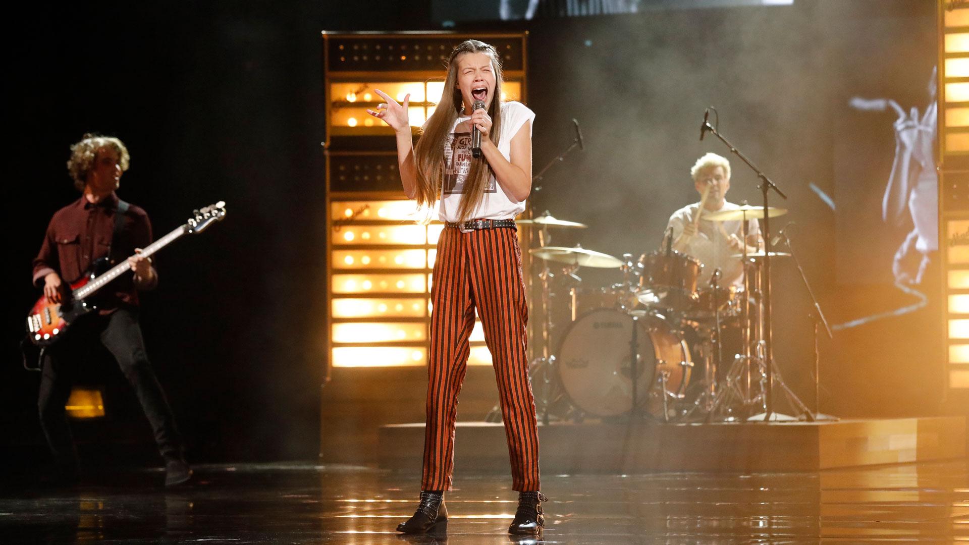 Watch Americas Got Talent Episode: Live Results 1 - NBC.com