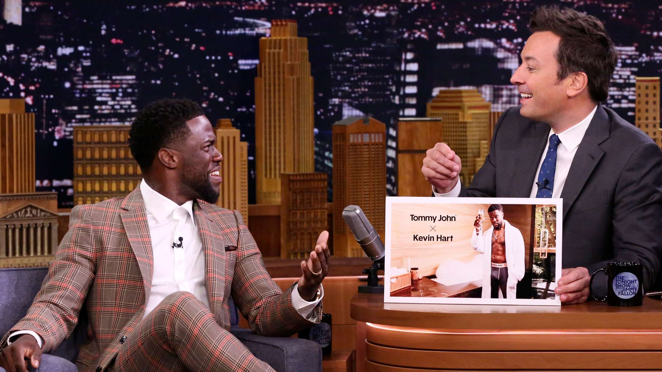 Watch The Tonight Show Starring Jimmy Fallon Interview: Kevin Hart ...