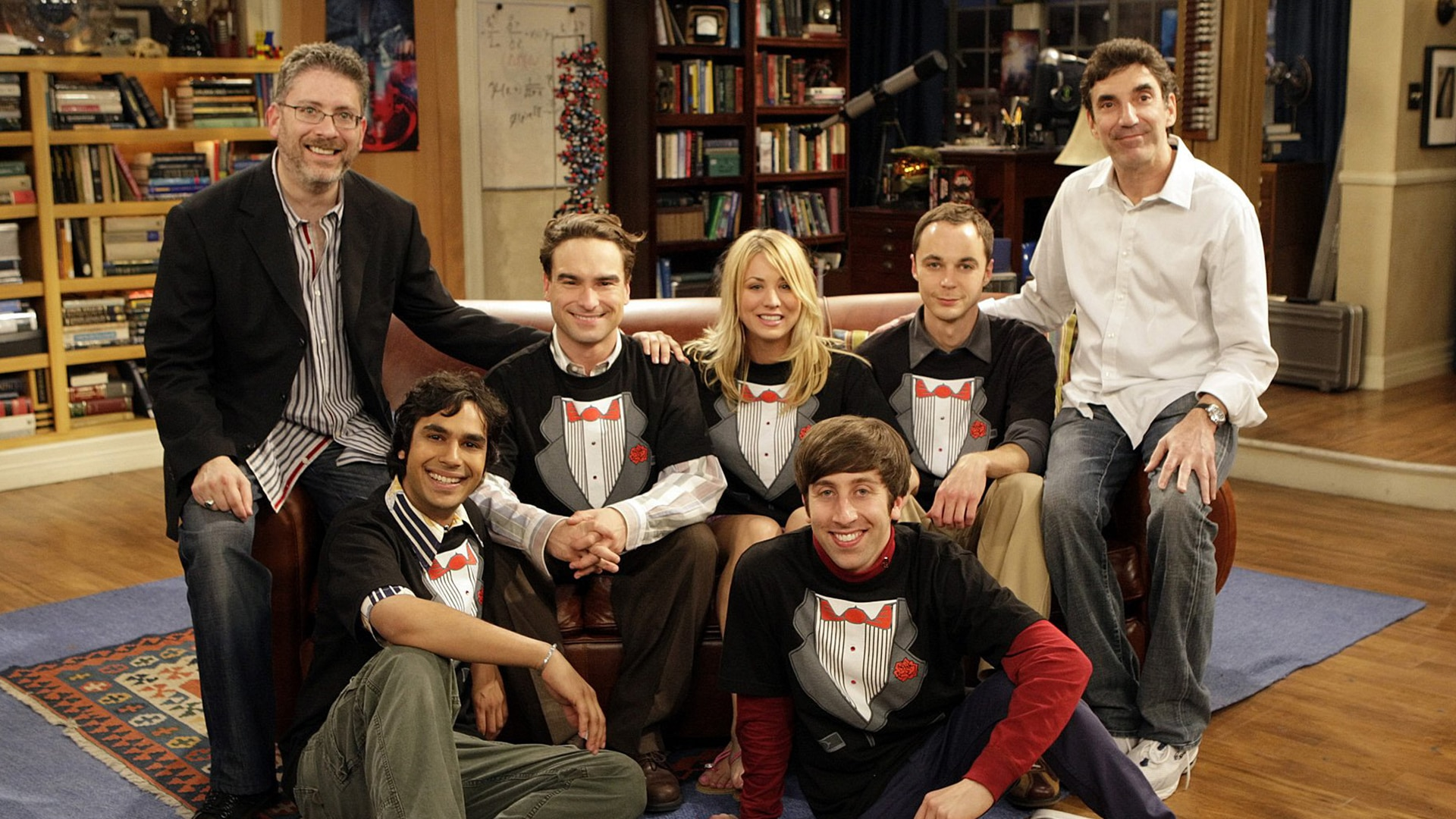 Watch Access Interview: Then & Now: \'The Big Bang Theory\' Cast ...