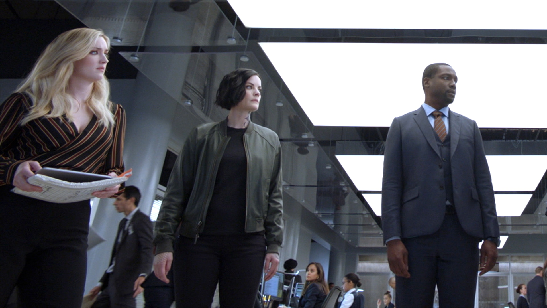 Watch Blindspot Episode: Careless Whisper - NBC.com
