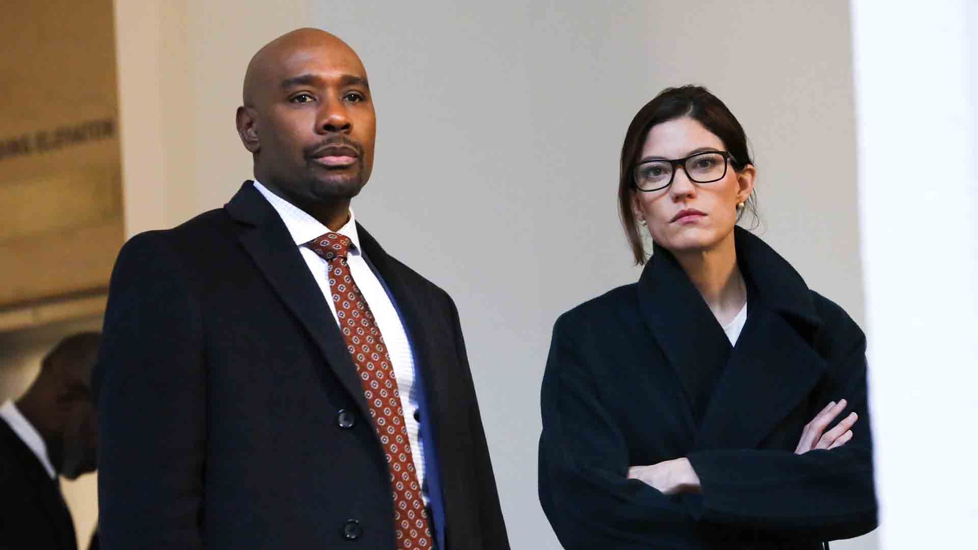 Watch The Enemy Within Episodes - NBC com