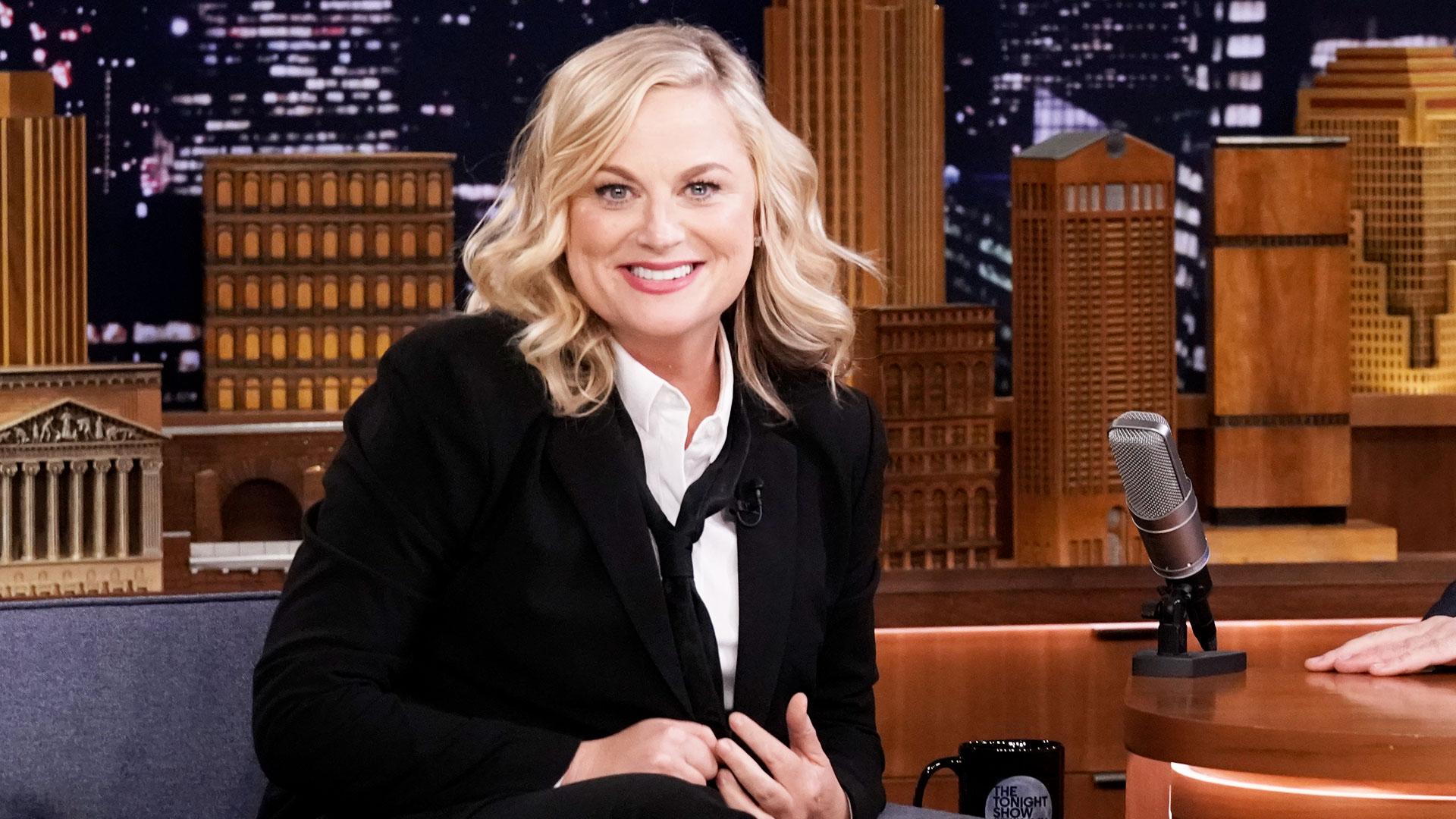 Watch The Tonight Show Starring Jimmy Fallon Episode: Amy