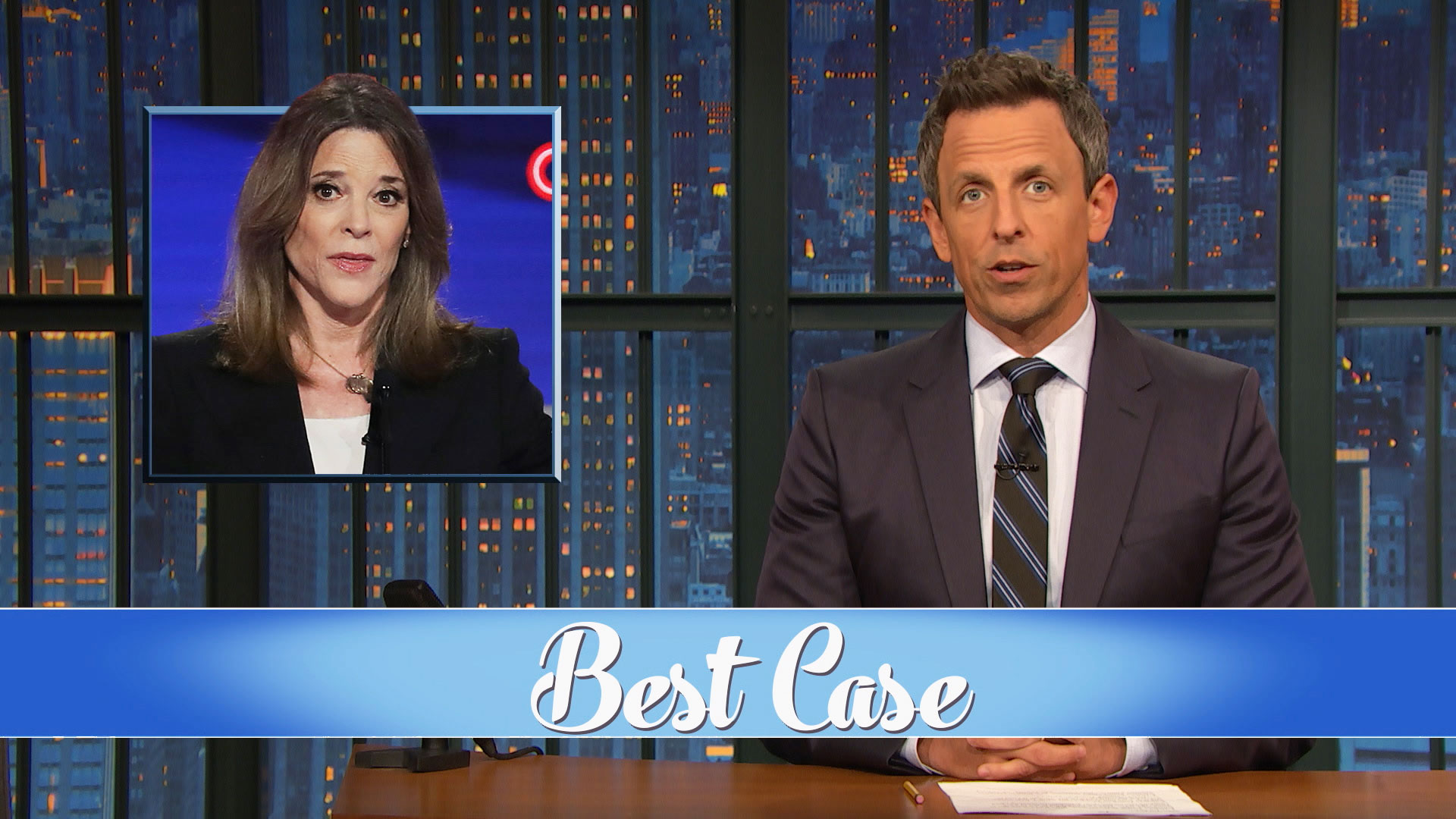 Best Cases 2020 Watch Late Night with Seth Meyers Highlight: Best Case/Worst Case