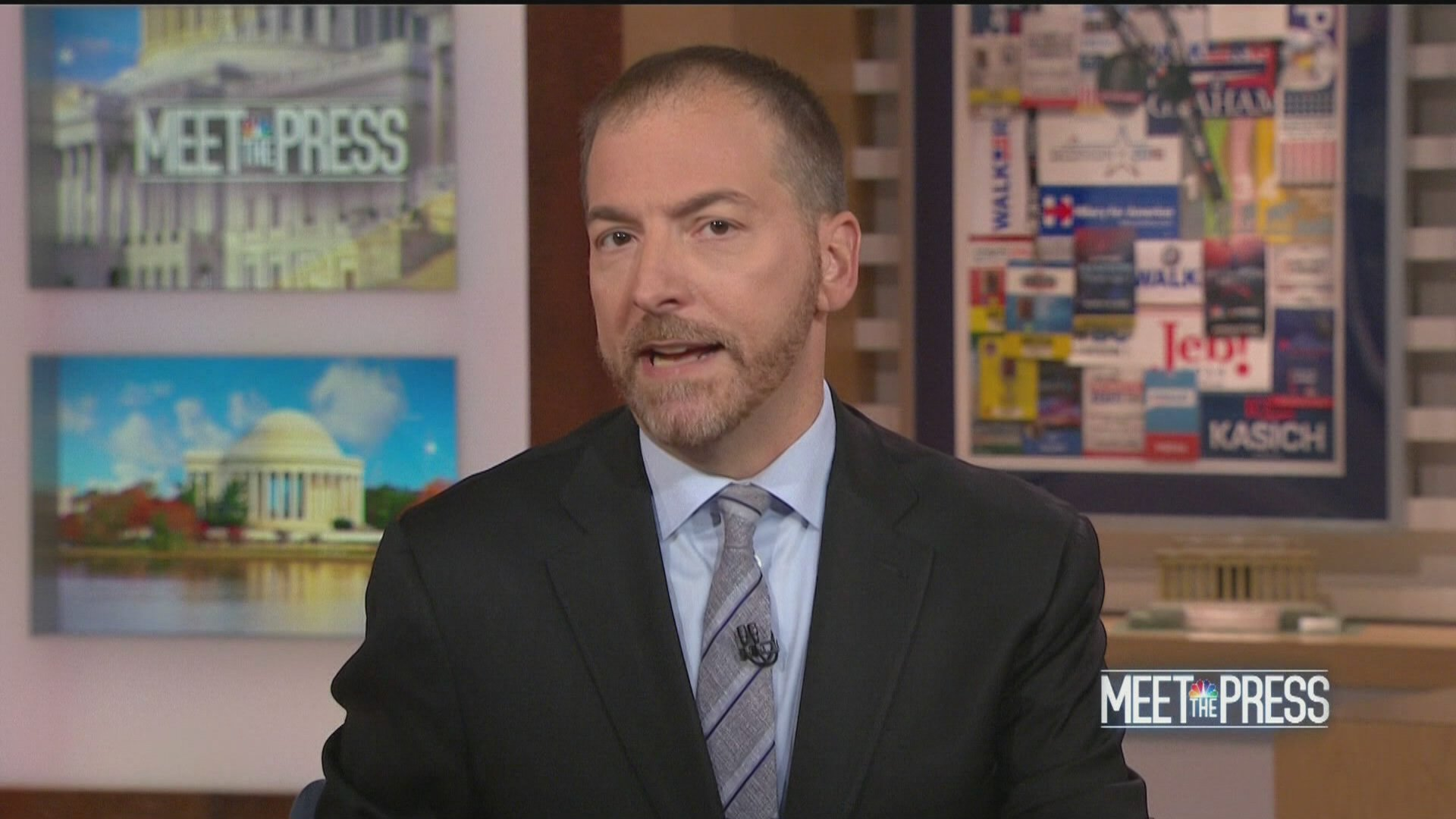 Watch Meet the Press Episodes - NBC com