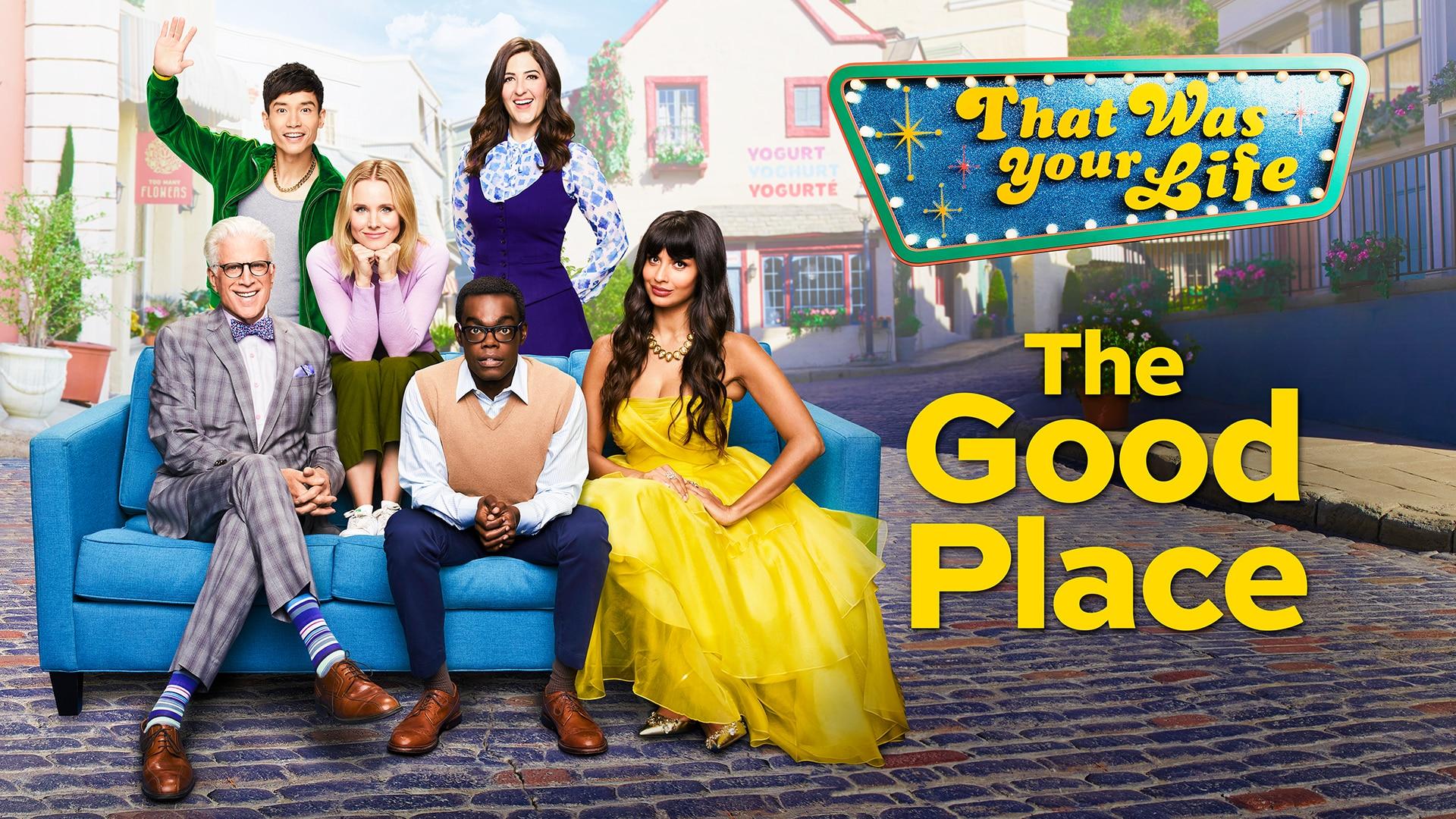 The Good Place Season 2 Episodes - NBC com