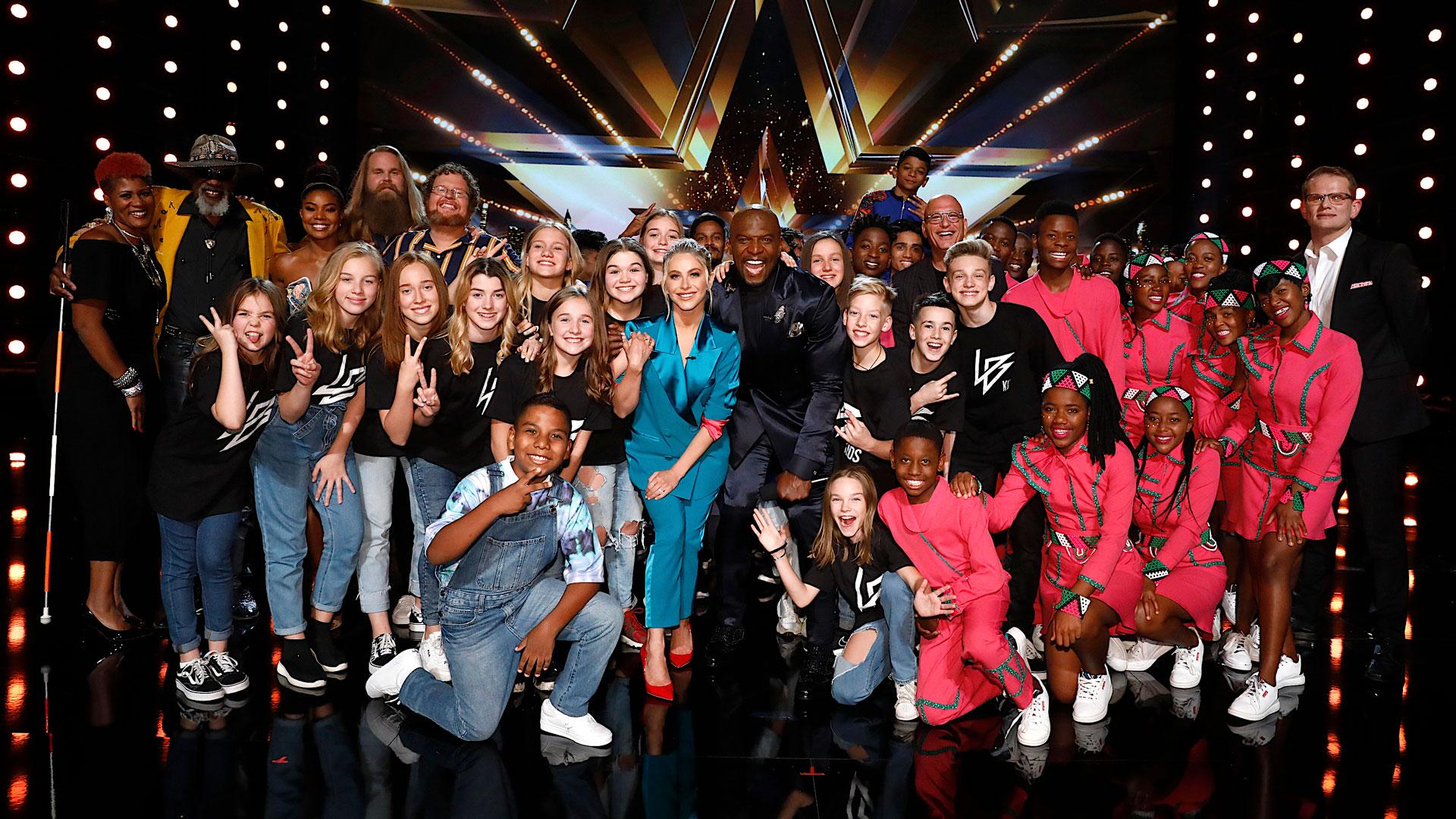 Watch America's Got Talent Episodes - NBC com