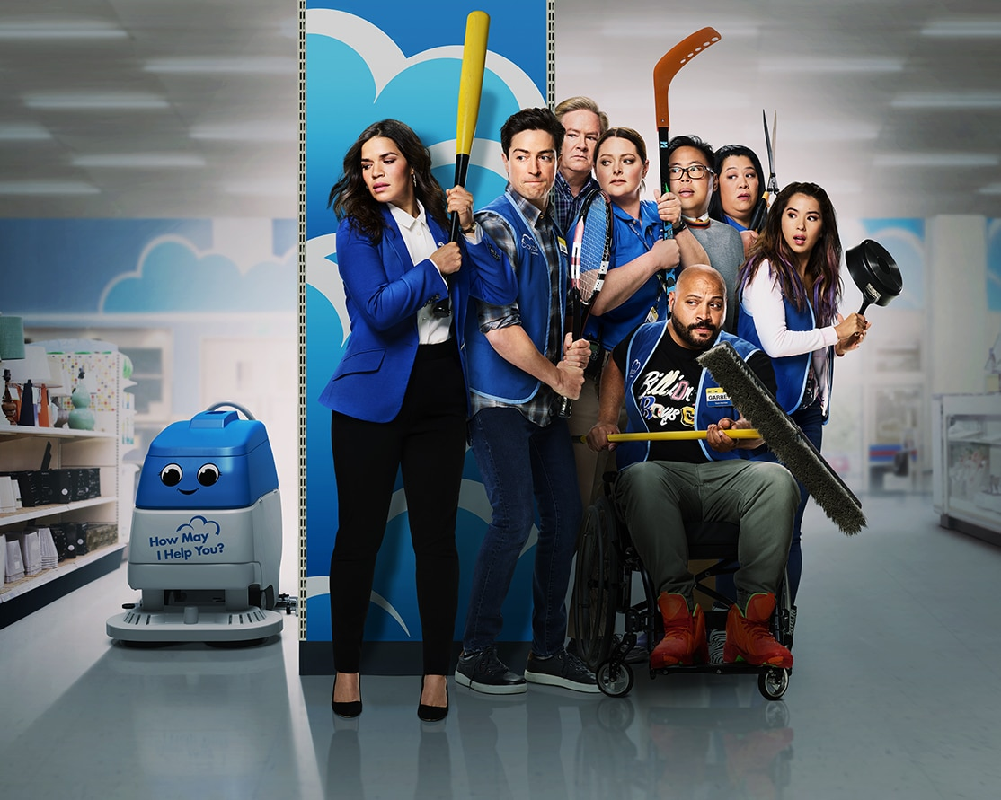 Watch Superstore Episodes - NBC com