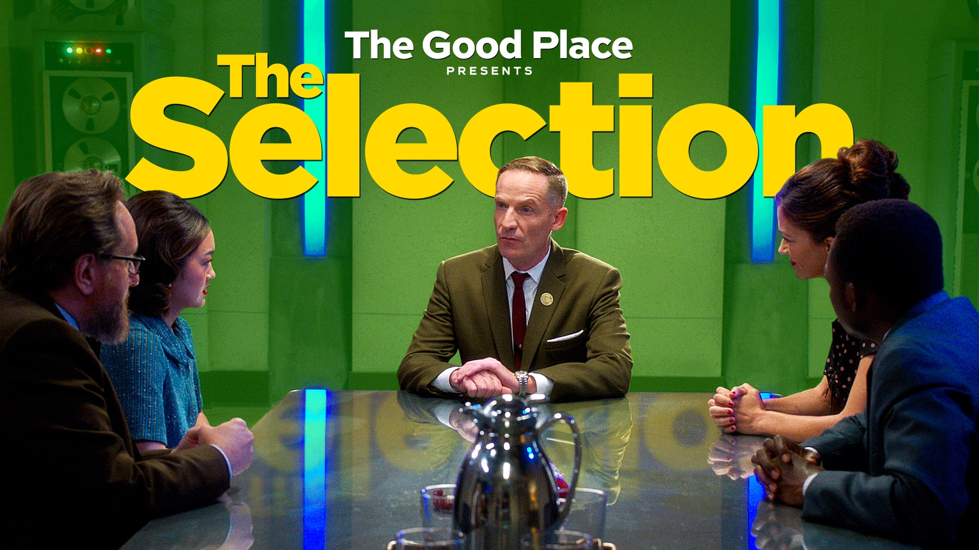 Image result for the selection the good place